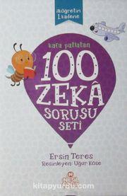 Kafa Patlatan 100 Zeka Sorusu (5 Kitap-Kutulu)