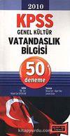 KPSS Genel Kültür-Vatandaşlık Bilgisi 50 Deneme