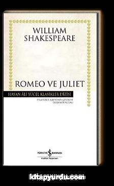 Romeo ve Juliet (Karton Kapak)
