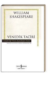 Venedik Taciri (Ciltsiz)