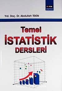 Temel İstatistik Dersleri - Abdullah Tekin pdf epub
