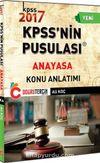 2017 KPSS'nin Pusulası Anayasa Konu Anlatımı