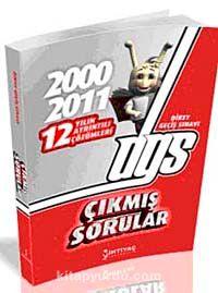 2000-2011 DGS Çıkmış Sorular - Komisyon pdf epub