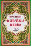 Hafız Osman Kur'an-ı Kerim Türkçe Okunuşlu (Şamuha Kağıt)