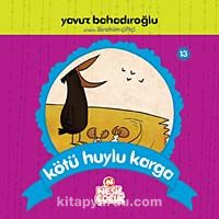 Kötü Huylu Karga - Yavuz Bahadıroğlu pdf epub