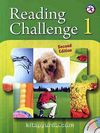 Reading Challenge 1 +CD (Second Edition)
