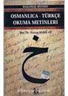 Osmanlıca-Türkçe Okuma Metinleri -9