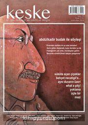 Keşke İki Aylık Düşünce ve Edebiyat Dergisi Sayı:19 Eylül-Ekim 2016