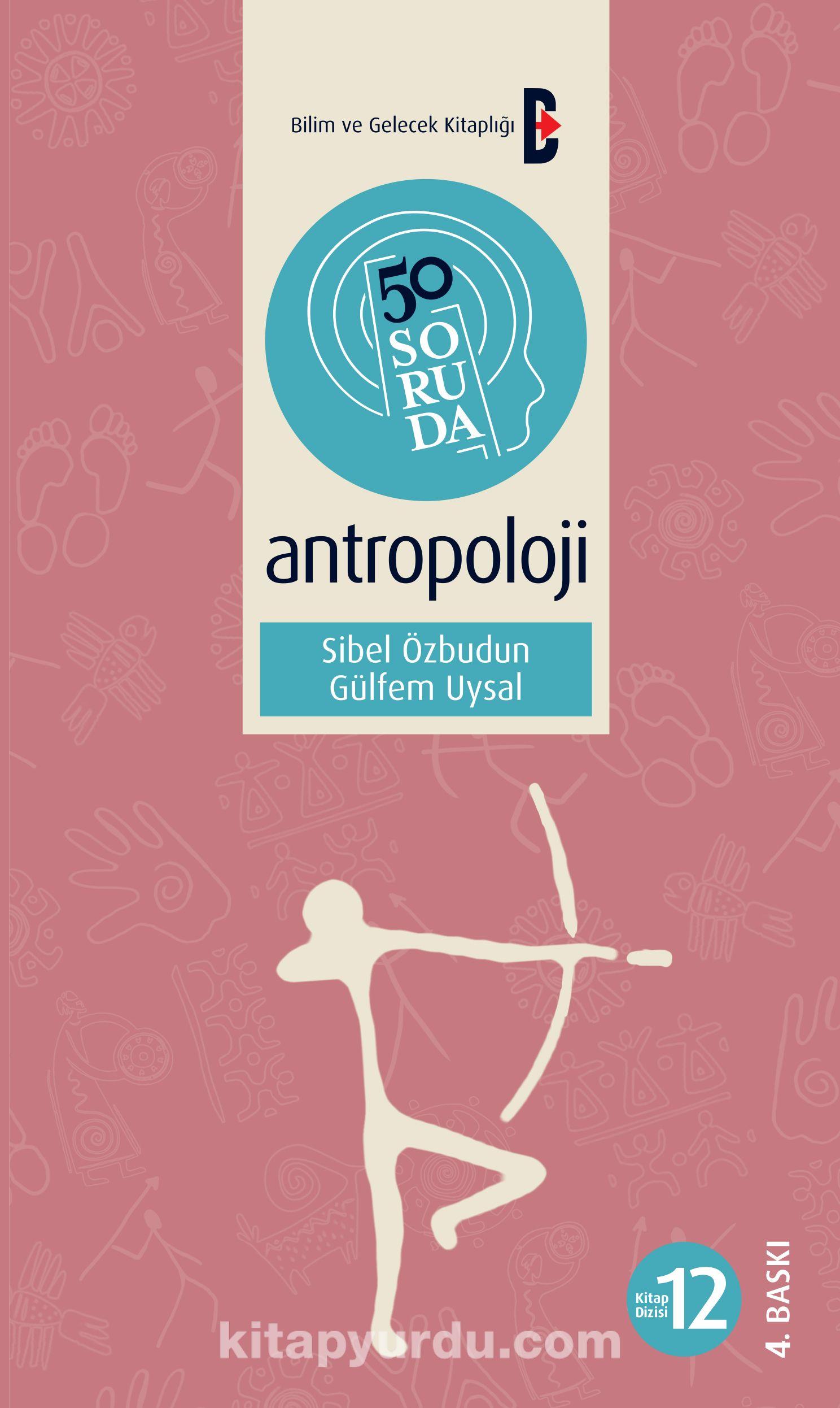 50 Soruda Antropoloji - Sibel Özbudun pdf epub