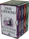 Doğruluk Kılıcı Serisi Kutulu Set (Terry Goodkind) (4 Kitap)