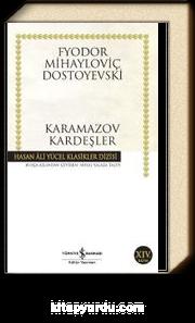 Karamazov Kardeşler (Ciltsiz)