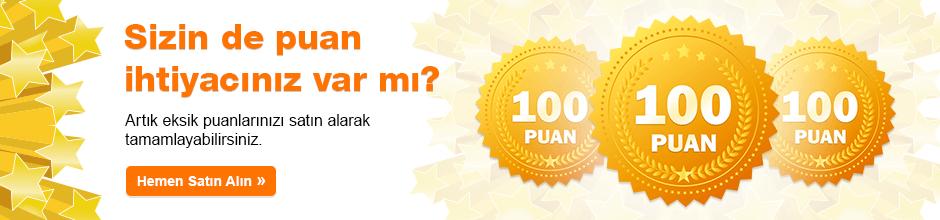 100 Puan
