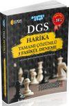 DGS Harika Tamamı Çözümlü 5 Fasikül Deneme
