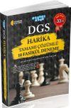 DGS Harika Tamamı Çözümlü 10 Fasikül Deneme