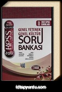 2012 KPSS Genel Yetenek - Genel Kültür Soru Bankası