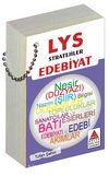 LYS Edebiyat Strateji Kartları