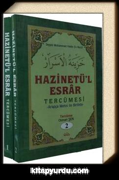 Hazinetü'l Esrar Celiletül Ezkar Tercümesi Arapça Metni İle Birlikte