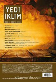 7edi İklim Sayı:319 Ekim 2016 Kültür Sanat Medeniyet Edebiyat Dergisi