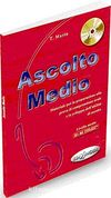 Ascolto Medio +CD (İtalyanca Orta Seviye Dinleme)