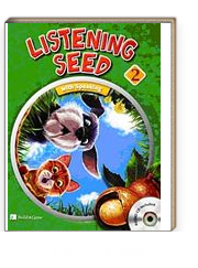 Listening Seed 2 with Workbook +2 CDs