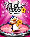 Phonics Show 1 Workbook