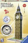 3D Puz Big Ben w/clock 216 Parça (RPB125869)