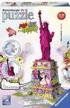 3D Puz Pop Özgürlük 108 Parça (RPB125975)