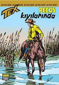 Altın Tex Sayı:120 Pecos Kıyılarında -  pdf epub