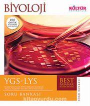 YGS-LYS Biyoloji Soru Bankası Best Basamak Eğitim Sistemi