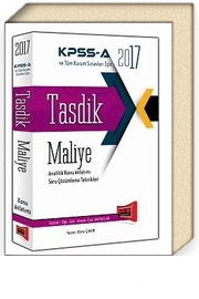 2017 KPSS A Grubu Tasdik Maliye Konu Anlatımlı