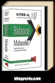 2017 KPSS A Grubu Balance Muhasebe Analitik Konu Anlatımı