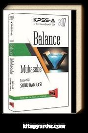 2017 KPSS A Grubu Balance Muhasebe Çözümlü Soru Bankası