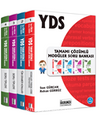 YDS Tamamı Çözümlü Modüler Soru Bankası Seti (4 Kitap)