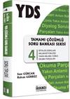 YDS Tamamı Çözümlü Soru Bankası Serisi 4