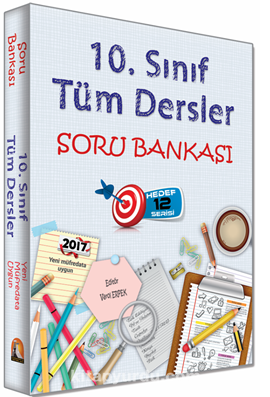10. Sınıf Tüm Dersler Soru Bankası - Kollektif pdf epub
