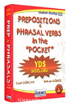 Prepositions Phrasal Verbs In The Pocket & YDS Sözlüğü