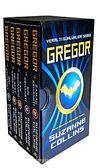Gregor - Yeraltı Günlükleri Serisi (5 Kitap-Kutulu)
