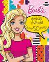 Barbie Öykülü Yapboz Kitabı