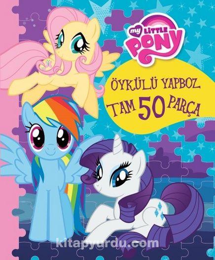 My Little Pony Öykülü Yapboz (50 Parça)