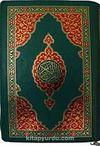 Kur'an-ı Kerim Bilgisayar Hatlı-Yaldızlı-4 Renk / Fermuarlı Kur'an-ı Kerim (Cep boy)