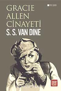 Gracie Allen Cinayeti - S. S. Van Dine pdf epub