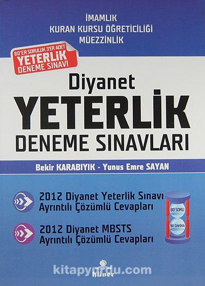 Diyanet Yeterlik Deneme Sınavları - Bekir Karabıyık pdf epub