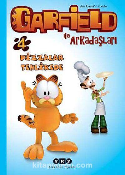 Garfield ile Arkadaşları -4 Pizzalar Tehlikede - Jim Davis pdf epub