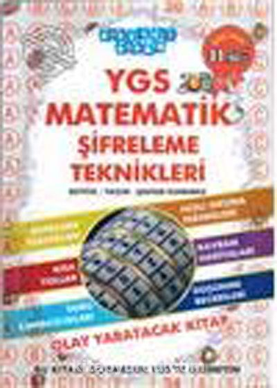 2013 YGS Matematik Şifreleme Teknikleri