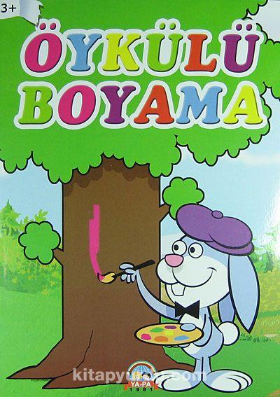 Oykulu Boyama 3 Yas Kitapyurdu Com