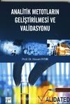 Analitik Metotların Geliştirilmesi ve Validasyonu