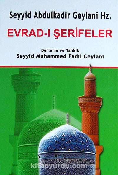 Evrad-ı Şerifeler (Cep Boy - Ciltli) - Seyyid Abdülkadir Geylani pdf epub