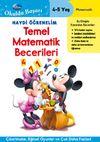 Haydi Öğrenelim Temel Matematik Becerileri 4-5 Yaş / Disney Okulda Başarı 12 (Mickey)
