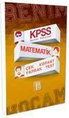 KPSS Genel Yetenek Matematik Çek Kopart Yaprak Test