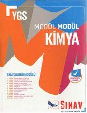 YGS Modül Modül Kimya
